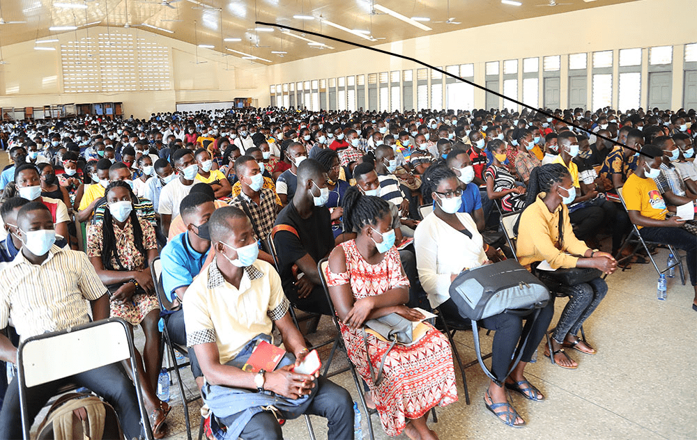 Advice To Newly Recruited Graduates & Trained Teachers Of GES
