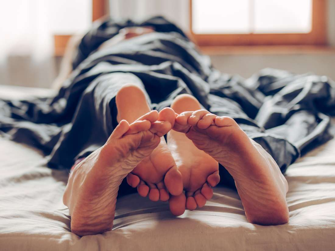 Too Much Sex May Kill You