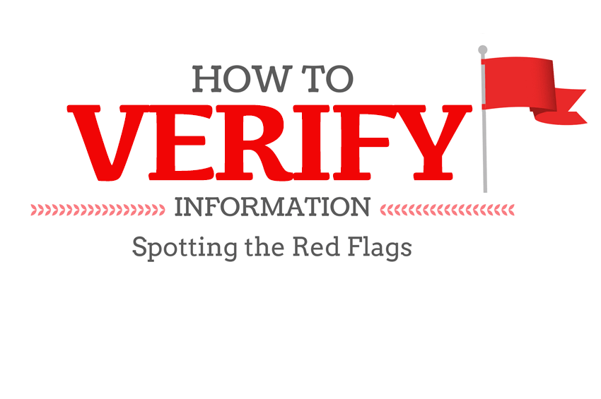 How To Verify Information