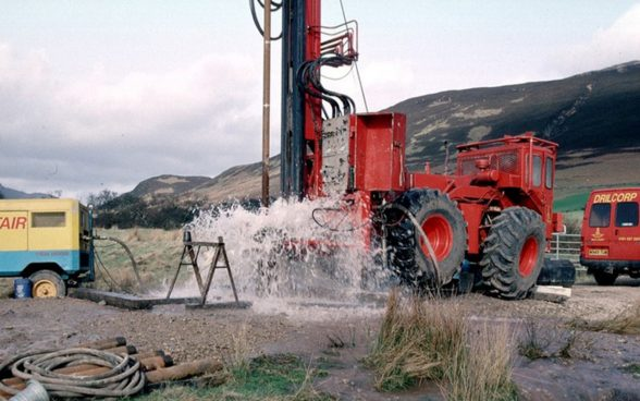 Boreholes; Mustapha Ussif Vacates Office