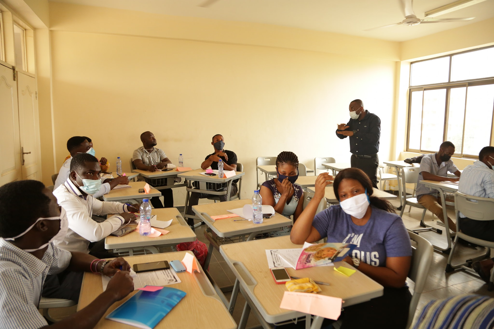 NaCCA Organizes CCP Training For GNACOPS Master Trainers