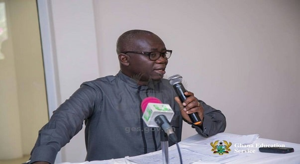 DG Of GES; 2021 GES Guidelines For School Reopening