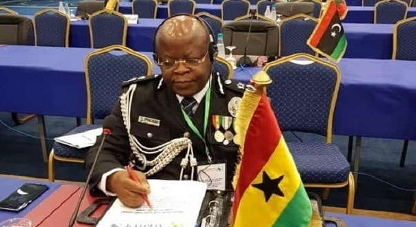 James Oppong-Boanuh - IGP