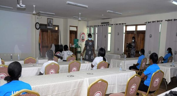 N&MC COVID-19 Training Programme For Janitorial Staff