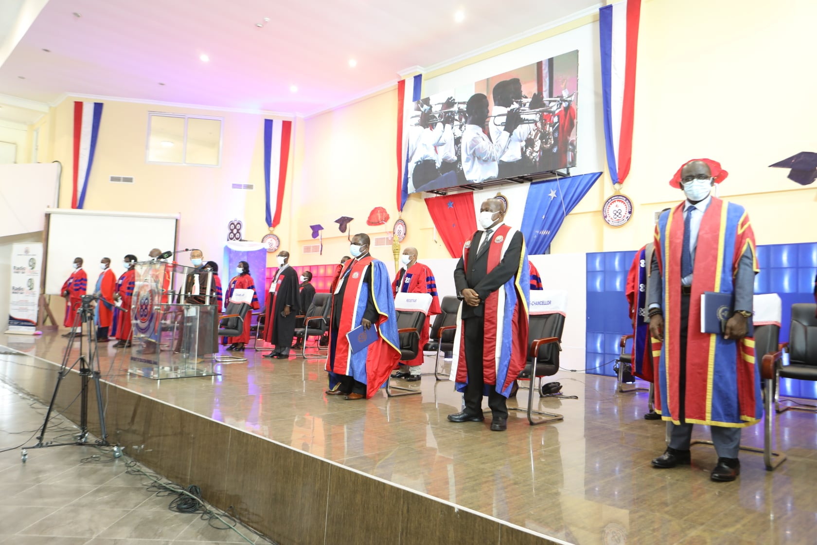 UEW Virtual Matriculation Ceremony For Freshers
